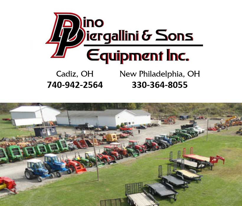 Dino Piergallini & Son's Equipment Sales